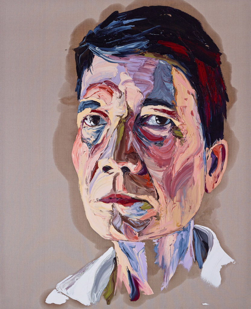 Anh Do Father Archibald Prize 2014 Art Gallery Nsw