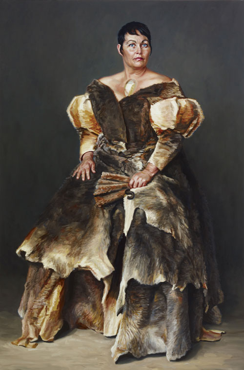 Mathew Lynn: Heiress :: Archibald Prize 2009 :: Art ...