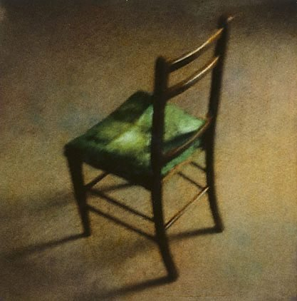 An image of Untitled (chair) by Kate Breakey