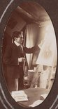 An image of Now and Then (Freeman's Studio) by Harold Cazneaux