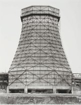 An image of Cooling towers, Germany by Bernd Becher, Hilla Becher